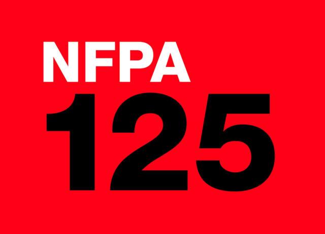 nfpa125